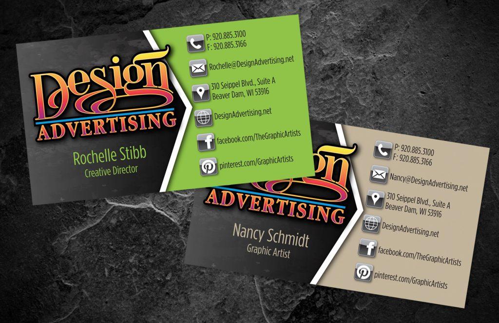 Design Advertising Business Cards - Design Advertising ...